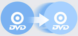 Copy DVD movies to DVD disc