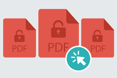 crack password from PDF files