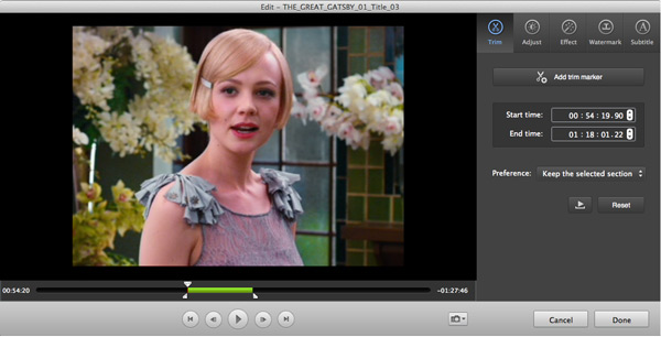 edit dvd movies to fit iTunes